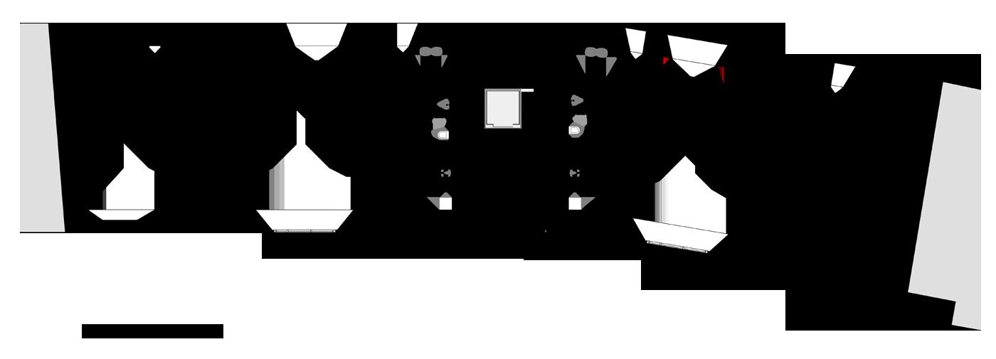 Grundriss 1.OG Bunkerloft
