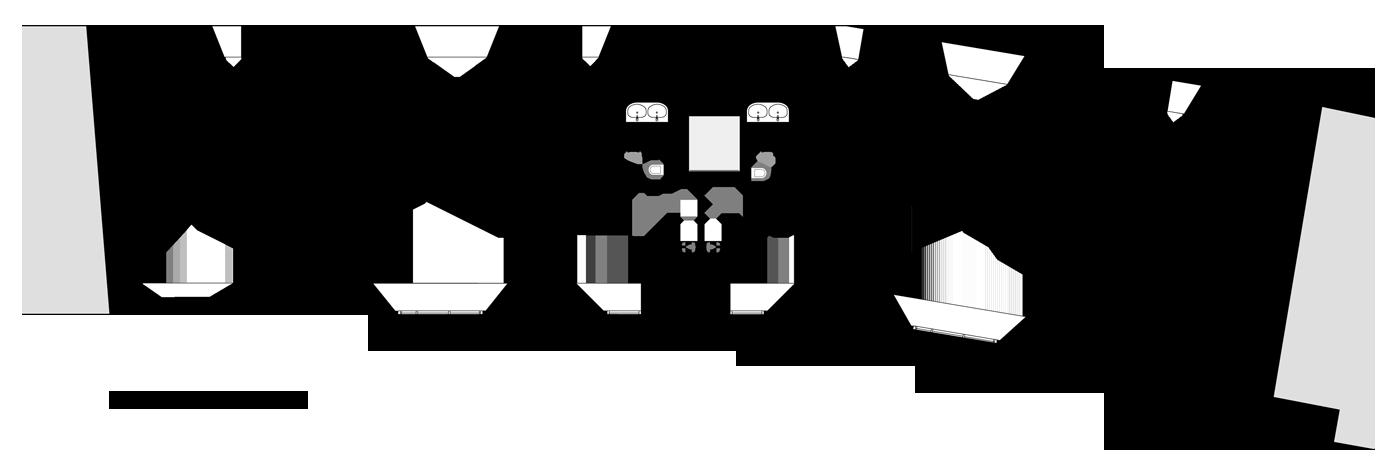 Grundriss 4.OG Bunkerloft